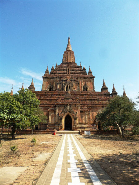 Myanmar Highlights Tour 6D5N