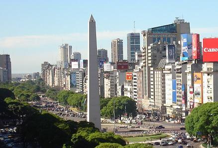 Buenos Aires, Ushuaia & Calafate