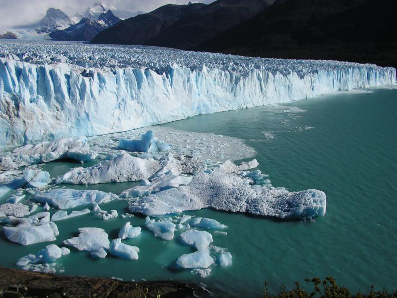 El Calafate - The Glacier