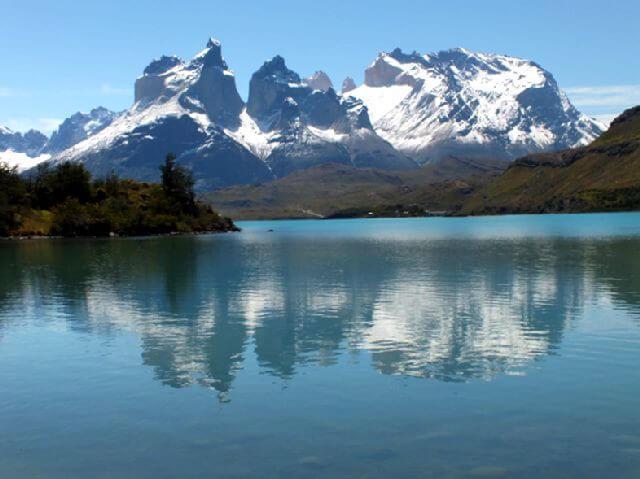 Zodiac to Torres del Paine Park
