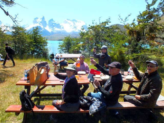 Full Day Torres del Paine National Park