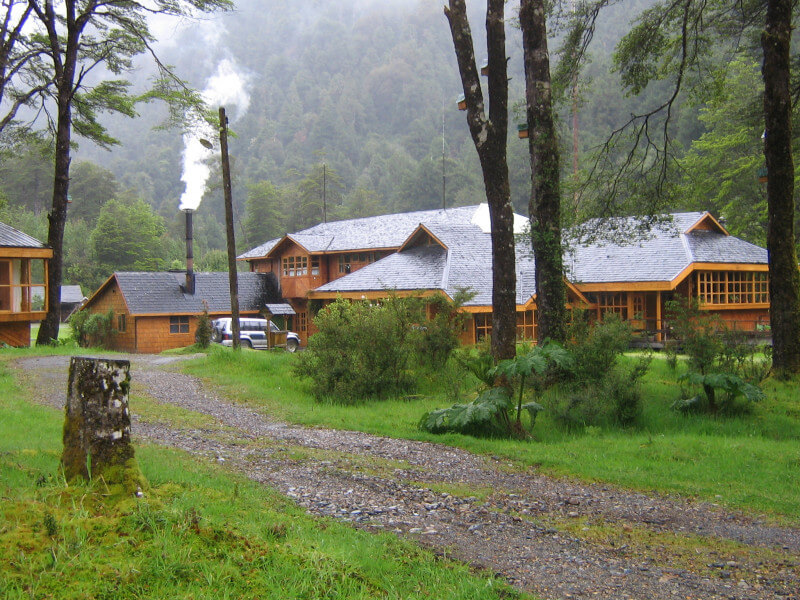 Carretera Austral 6 days from Puerto Montt
