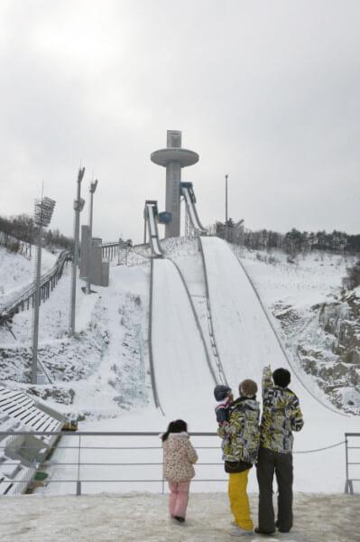 Enjoy Olympic at Gangneung near Pyeongchang for 8days
