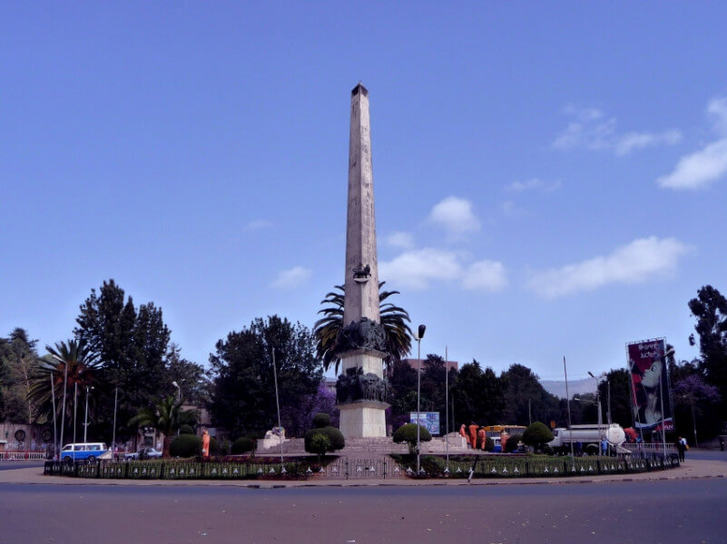 Short city Tour in Addis Ababa
