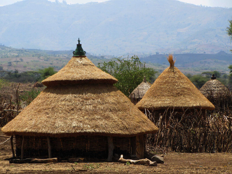 Tour of Rift Valley by surface for 7 Nights/8 Days