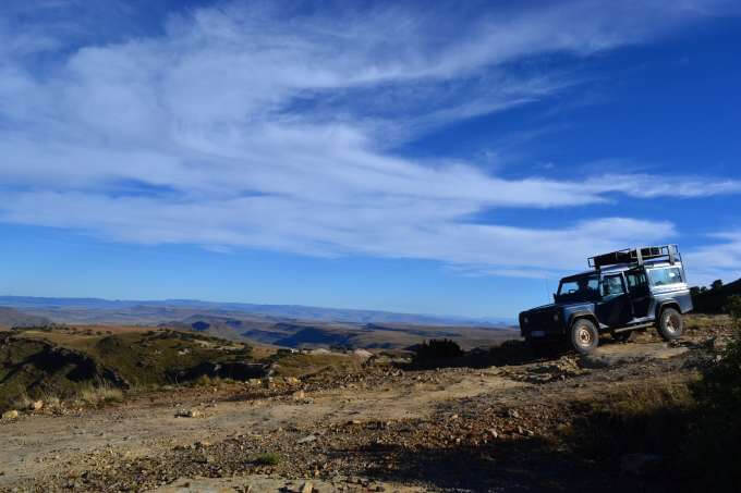 1 Night Sani Pass & Drakensberg Tour