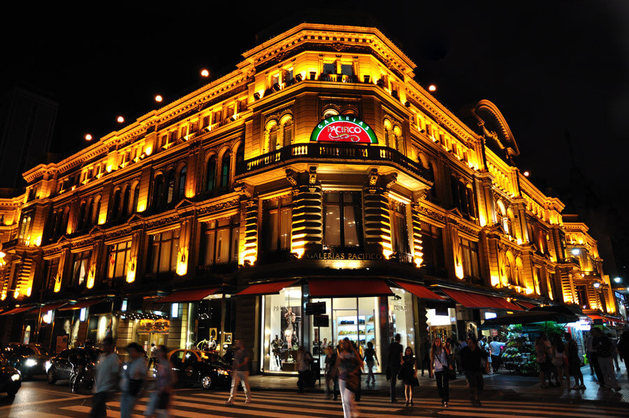 Buenos Aires - The city & Tango