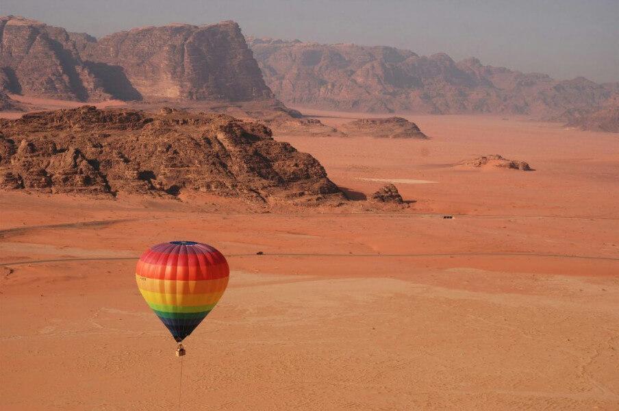 Holiday in Jordan