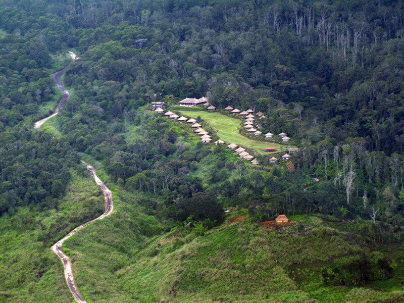 Ambua Lodge Tari Basin