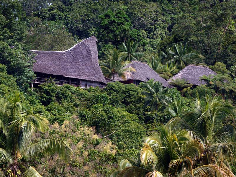 Karawari Lodge, East Sepik