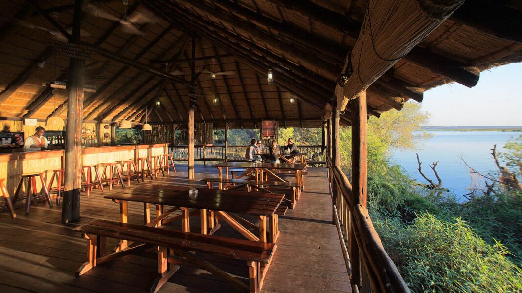Fly from  Savute Safari Lodge to Chobe