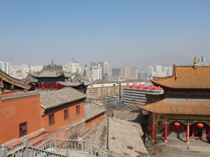 13 Day Chengdu to Xining Tour