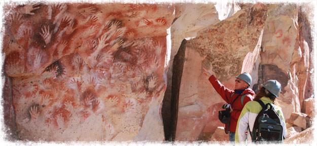 Cueva de Las Manos - El Chalten