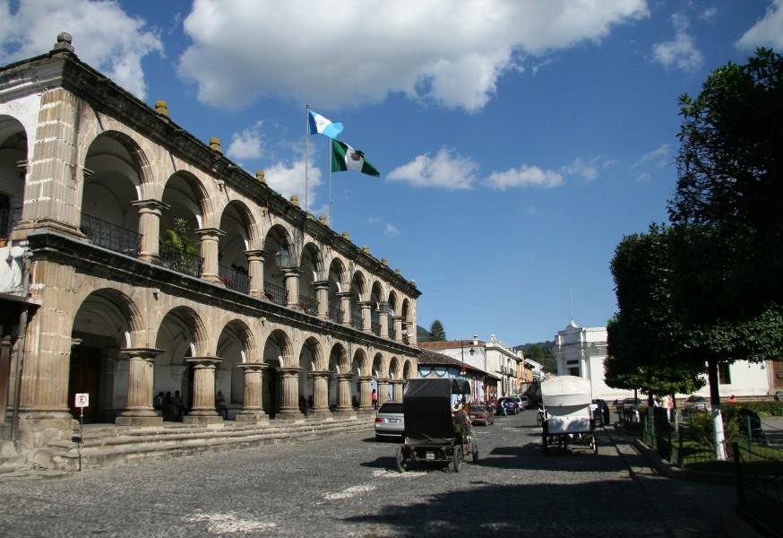 Guatemala, Honduras, El Salvador and Nicaragua