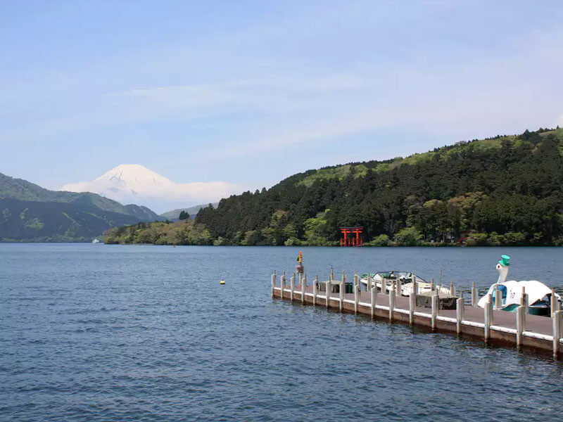 KNI -052 1-Day Mt. Fuji & Hakone Tour