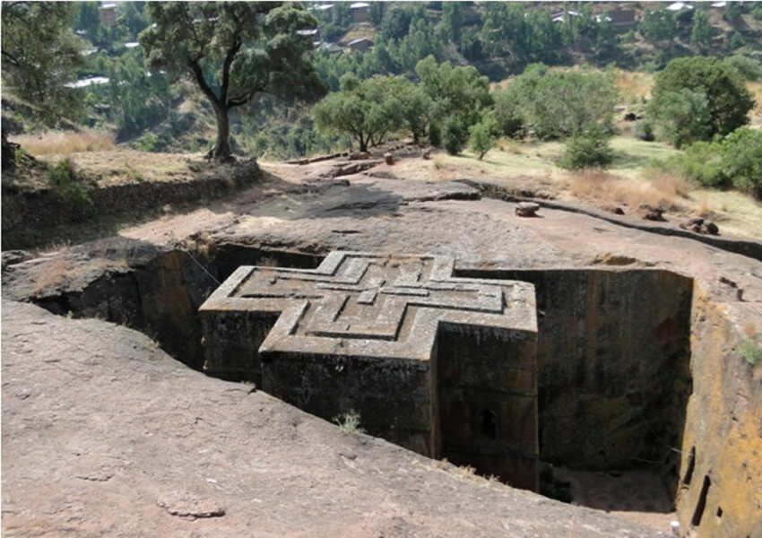 Lalibela Churchs
