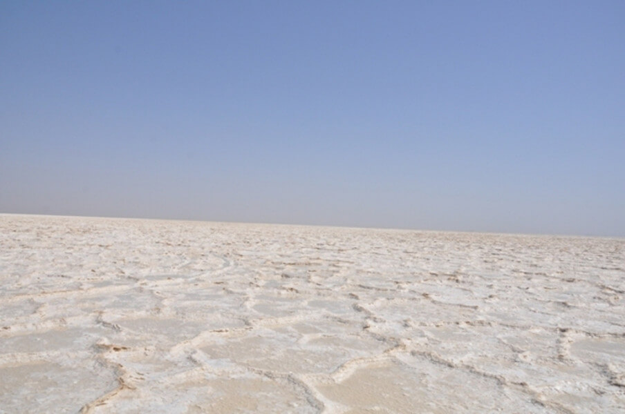 Sightseeing of Dallol