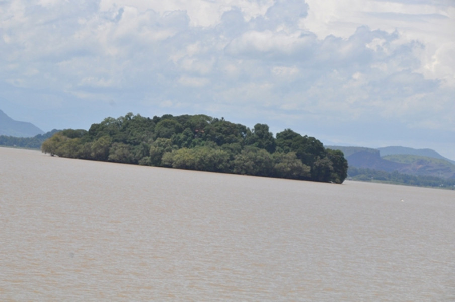 Blue Nile Falls and Lake Tana