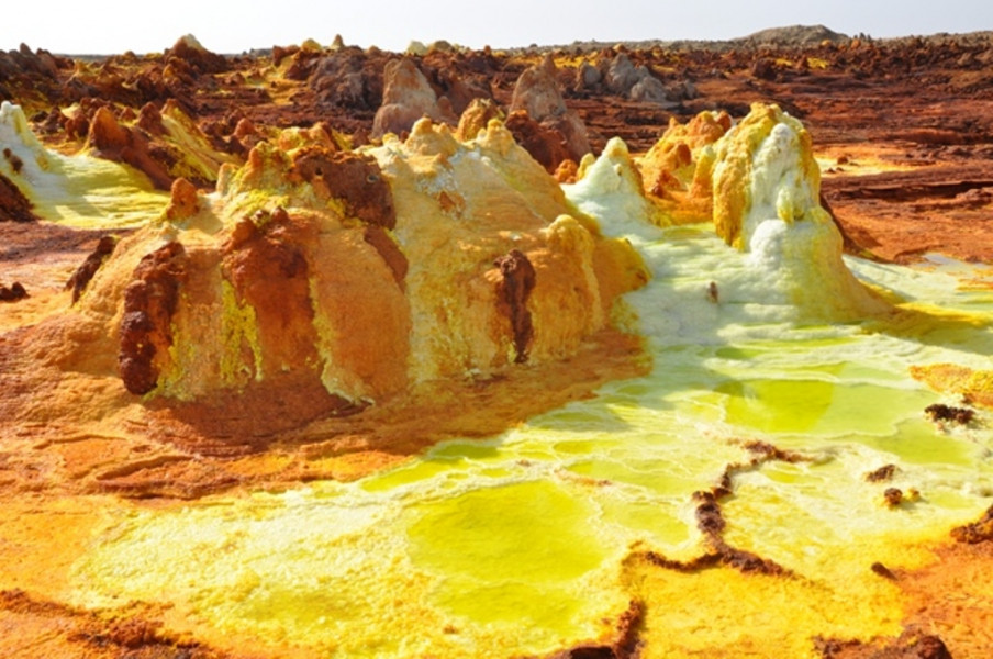 Tour to Historic, Danakil Depression and Rift Valley by flight & Surface 15Days
