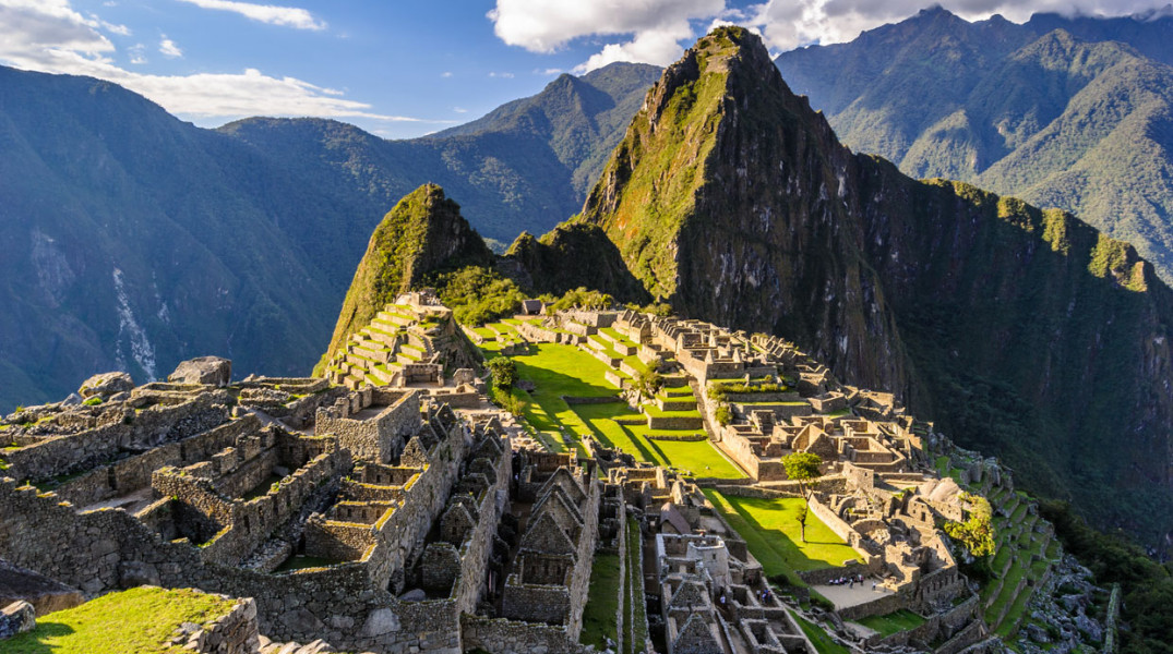 Machu Picchu by Train Vistadome