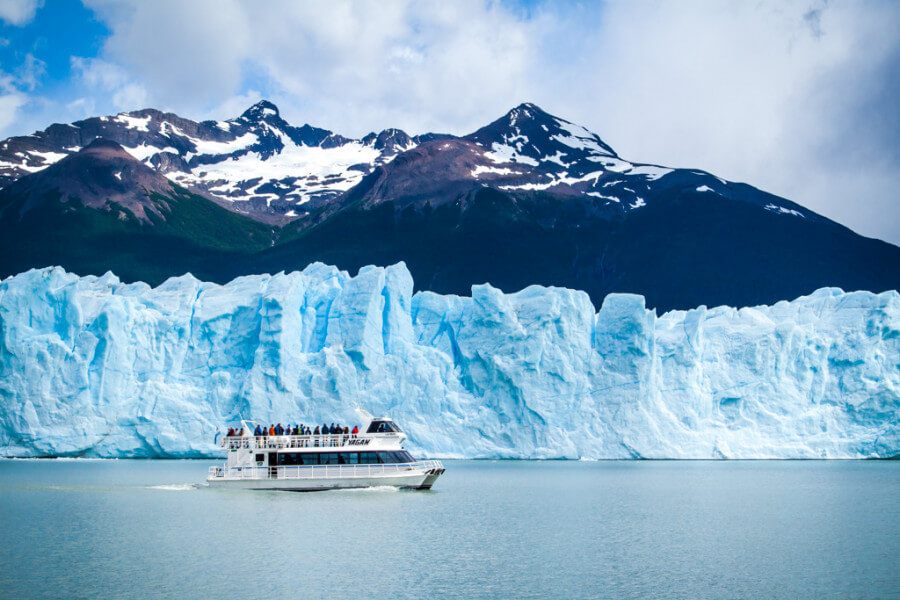 Perito Moreno and Boat ride