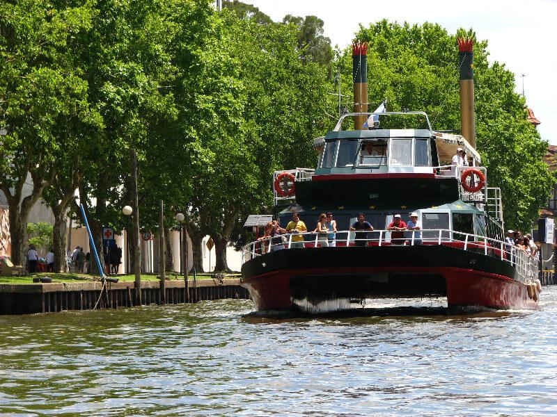 Tigre Boat Ride