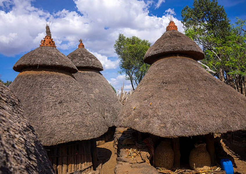 Tour to Upper and Lower Omo Valley 14 Nights/15 days