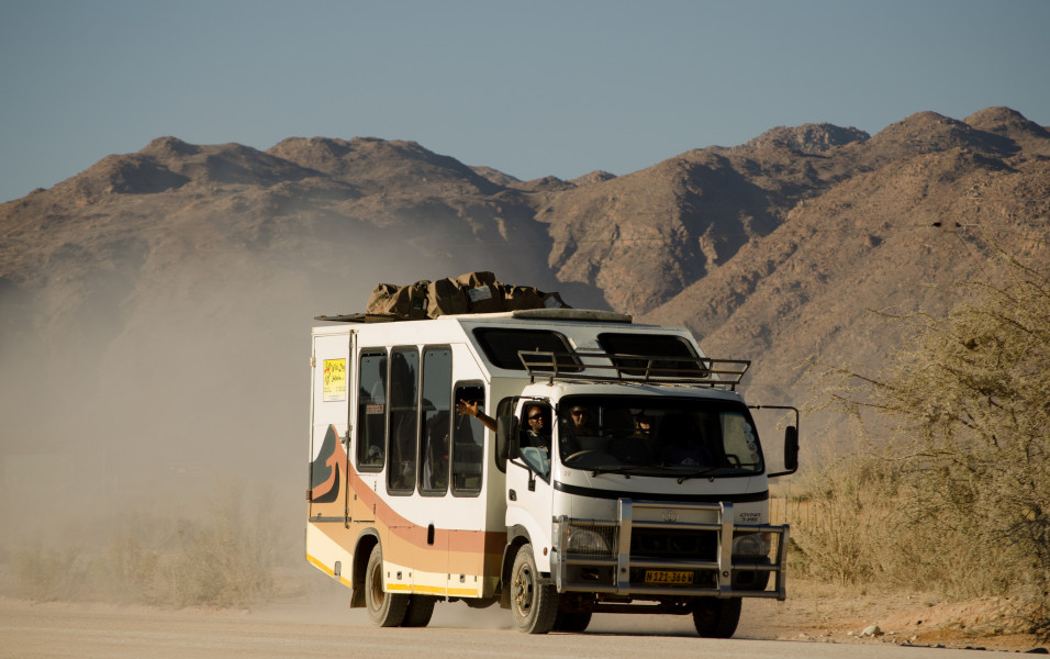 3 Day Sossusvlei Camping Tour
