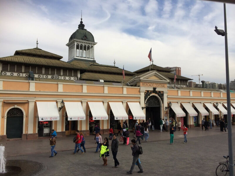 Sightseeing Tour in Santiago de Chile