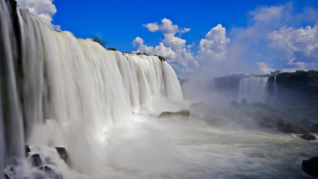 Argentine Iguassu Falls