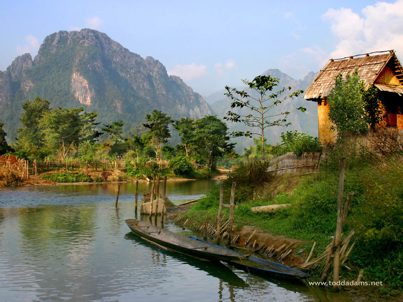 IMAGES OF LAOS 6 DAYS/5 NIGHTS