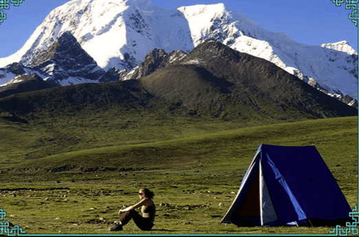 9 Days Lake And Mountain Hike