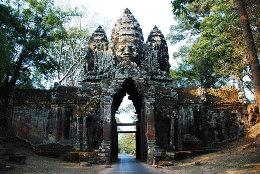 Siem Reap - Angkor temples (B)