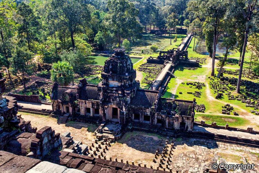 Angkor Wat 4D3N