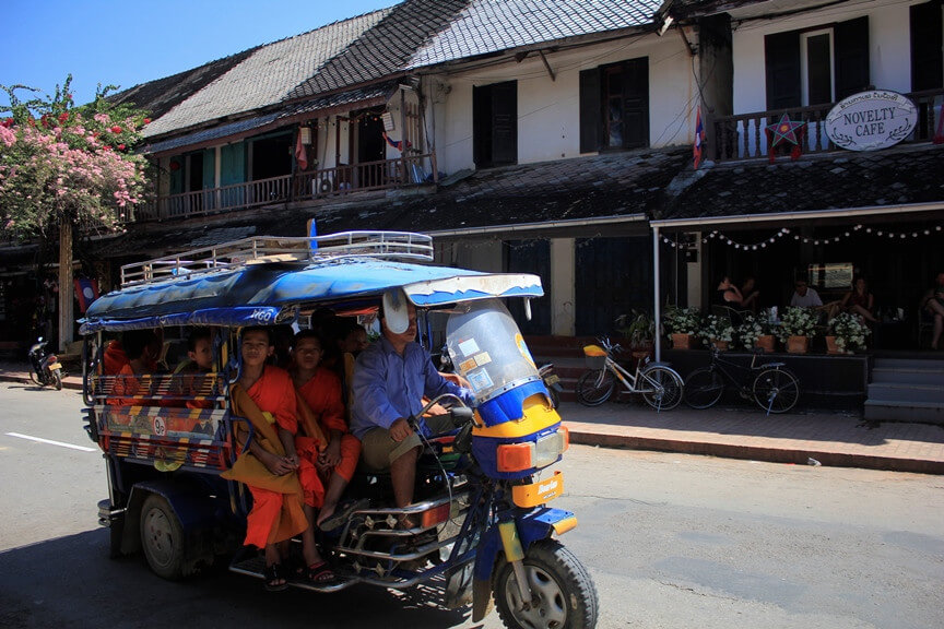 5-Day Fascinating Laos