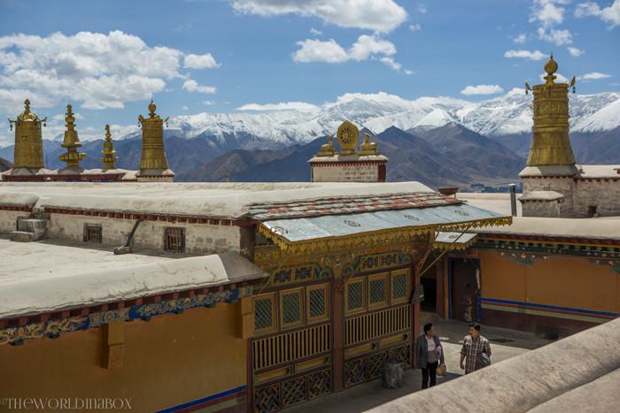 Tsurpu Monastery to Yangpachen Trek