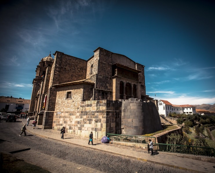 Lima to Cusco