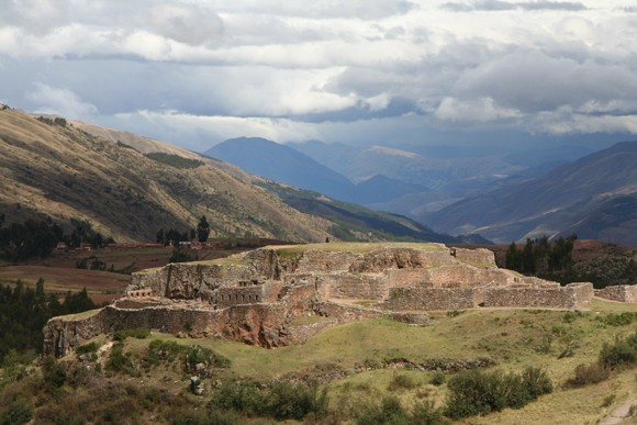 Cusco City and Nearby Ruins