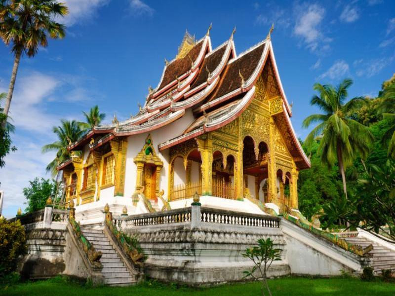 Luang Prabang - Cycling City Tour