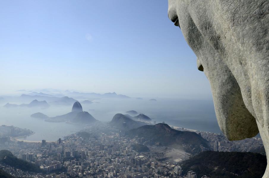 New Year in Rio de Janeiro - Leme