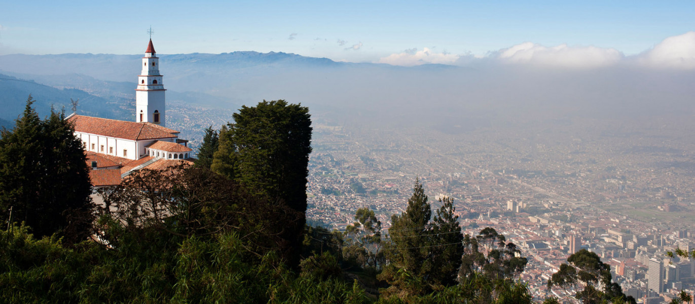 Bogotá - La Candelaria historic centre