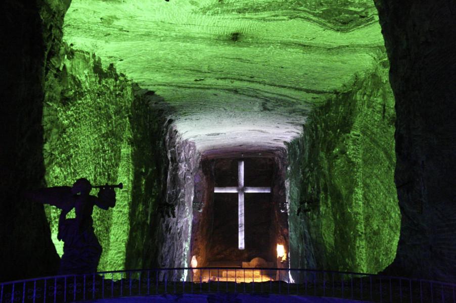 Bogotá -  Zipaquirá visit Salt Cathedral