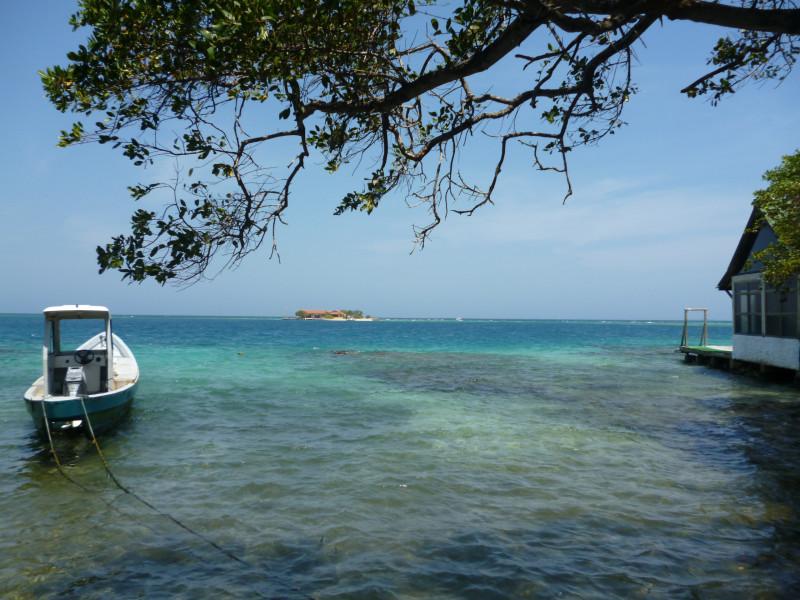 Cartagena - Rosarios Islands