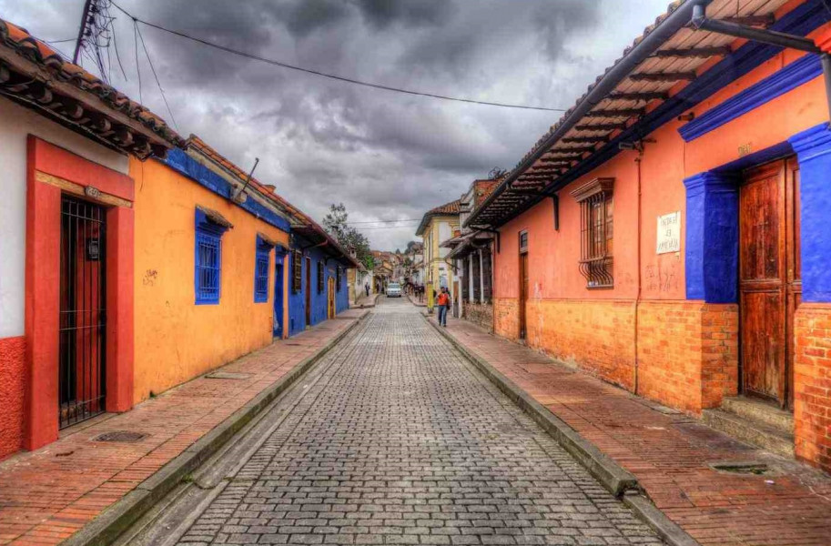 Bogota- Full day tour of La Candelaria,