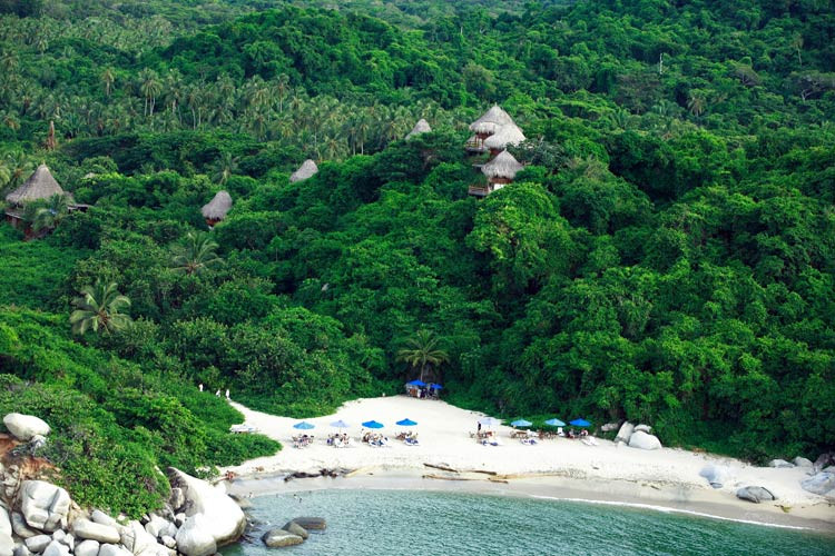 Full-day tour to Tayrona National Park