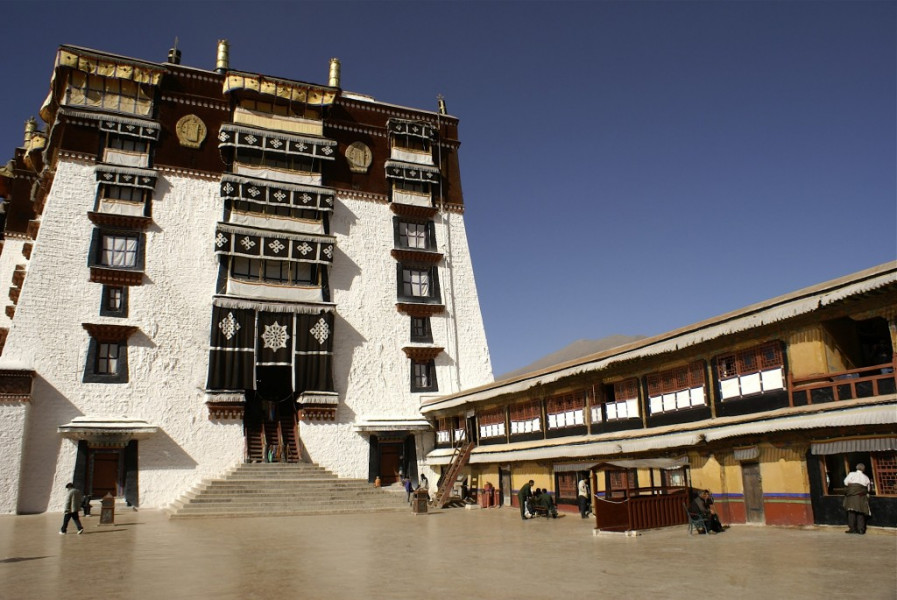 8 Days Lhasa to  North Everest Base Camp Tour