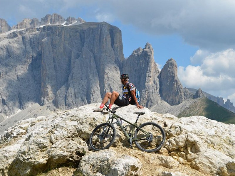 Dolomite Bike tour