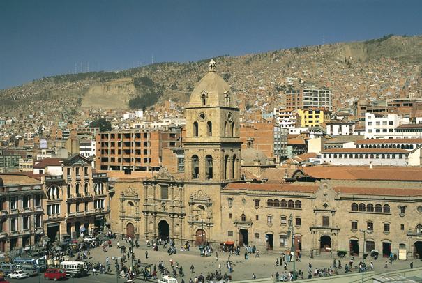 Puno to La Paz