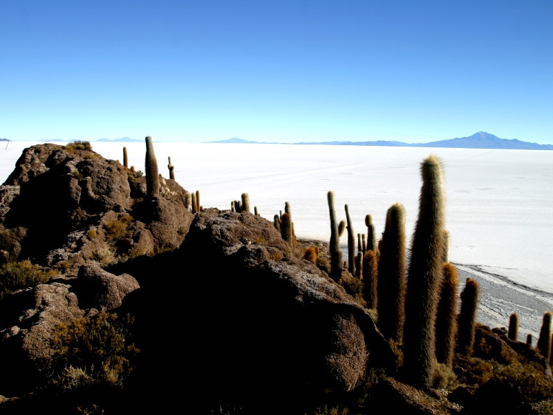 From Tupiza to Uyuni