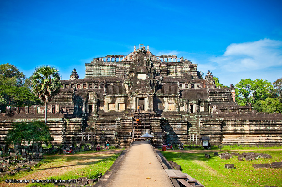 SIEM REAP - PREAH VIHEAR 6NIGHTS/7DAYS